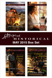 Love Inspired Historical May 2015 Box Set by Lacy Williams