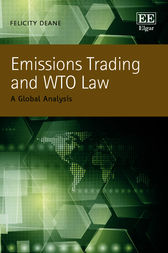 Emissions Trading and WTO Law by F. Deane