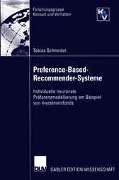 Preference-Based-Recommender-Systeme by Prof. Dr. Klaus Peter Kaas