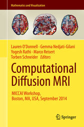 Computational Diffusion MRI by Lauren O'Donnell
