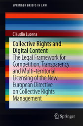 Collective Rights and Digital Content by Cláudio Lucena