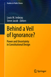 Behind a Veil of Ignorance? by Louis M. Imbeau