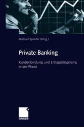 Private Banking by Michael Spreiter