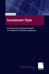 Investment Style by Uwe Gresser