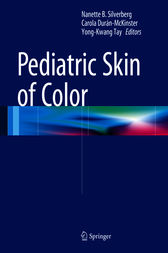 Pediatric Skin of Color by Nanette B. Silverberg