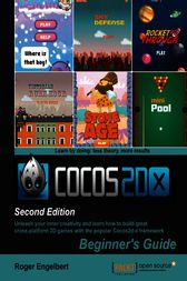 Cocos2d-x by Example by Roger Engelbert