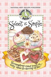 Sweet & Simple Cookbook by Gooseberry Patch