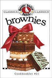 Brownies Cookbook by Gooseberry Patch
