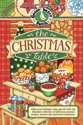 Christmas Table Cookbook by Gooseberry Patch