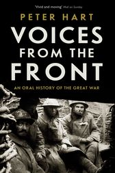 Voices from the Front by Peter Hart