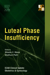 ECAB Luteal Phase Insufficiency - E-Book by Madhuri Patil