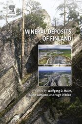 Mineral Deposits of Finland by Wolfgang Derek Maier