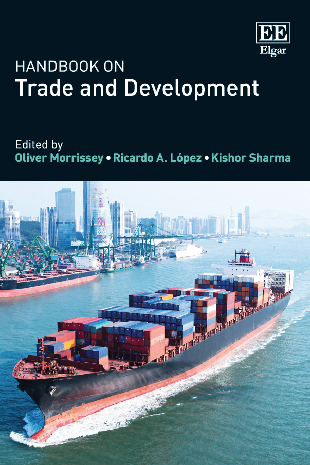 Download Ebook Handbook on Trade and Development by Oliver Morrissey Pdf