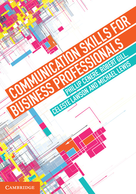 Download Ebook Communication Skills for Business Professionals by Phillip Cenere Pdf