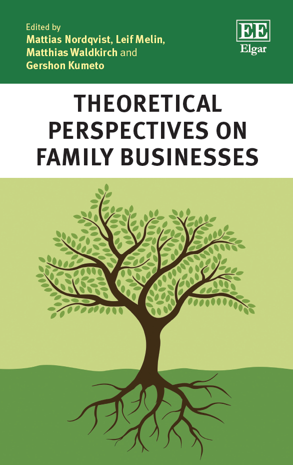 Download Ebook Theoretical Perspectives on Family Businesses by Mattias Nordqvist Pdf