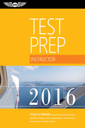 Instructor Test Prep 2016 (PDF eBook) by ASA Test Prep Board