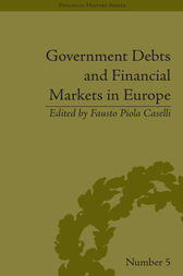Government Debts and Financial Markets in Europe by Fausto Piola Caselli