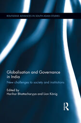 Globalisation and Governance in India by Harihar Bhattacharyya