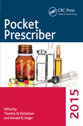 Pocket Prescriber 2015 by Timothy RJ Nicholson