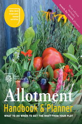 The RHS Allotment Handbook by The Royal Horticultural Society