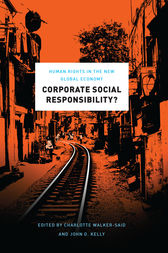 Corporate Social Responsibility? by Charlotte Walker-Said