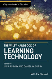 The Wiley Handbook of Learning Technology by Nick Rushby