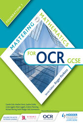 Mastering Mathematics for OCR GCSE: Foundation 1 by Gareth Cole