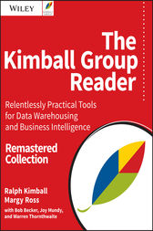 The Kimball Group Reader by Ralph Kimball