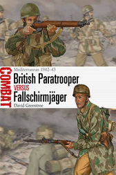British Paratrooper vs Fallschirmjager by David Greentree