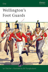 Wellington's Foot Guards by Ian Fletcher