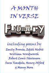 February, A Month In Verse by Edith Nesbit