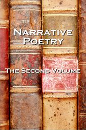 Narrative Verse, The Second Volume by John Keats