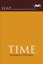 TIME Managing It Effectively by Leadstart  Publishing Pvt Ltd.