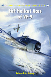 F6F Hellcat Aces of VF-9 by Edward M. Young