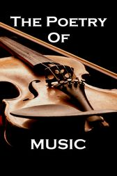 The Poetry Of Music by Percy   Bysshe Shelley