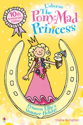 Princess Ellie's Summer Holiday by Diana Kimpton
