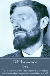 Bay by D.H. Lawrence