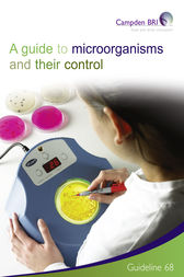 A Guide to Microorganisms and their control by Dr Greg Jones