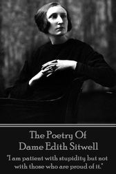The Poetry Of Dame Edith Sitwell by Dame Edith Sitwell