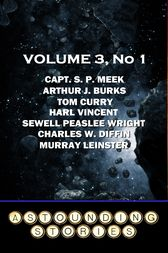 Astounding Stories - Volume 3, No. 1 by Ray Cummings