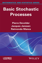 Basic Stochastic Processes by Pierre Devolder