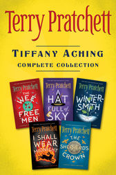 Tiffany Aching Complete Collection by Terry Pratchett