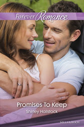 Promises To Keep by Shirley Hailstock