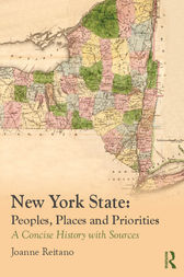 New York State: Peoples, Places, and Priorities by Joanne Reitano