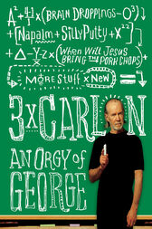 3 x Carlin by George Carlin