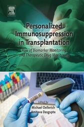 Personalized Immunosuppression in Transplantation by Michael Oellerich