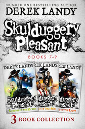 Skulduggery Pleasant: Books 7 - 9 by Derek Landy