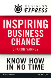 Business Express: Inspire your team to change by Sharon Varney