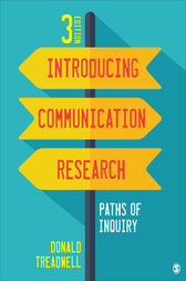 Introducing Communication Research by Donald F. Treadwell