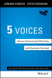 5 Voices by Jeremie Kubicek